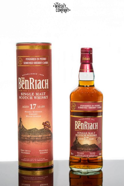 the_whisky_company_benriach_aged_17_years_pedro_ximenez_sherry_cask_finish_speyside_single_malt_scotch_whisky (1 of 2)