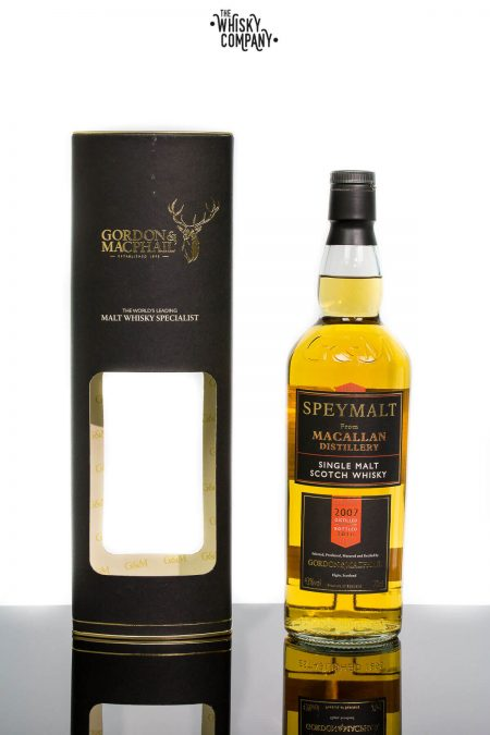 Gordon & MacPhail Macallan 2007 Speyside Single Malt Scotch Whisky