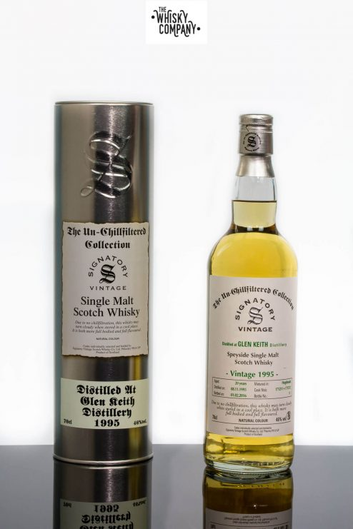 Mortlach 1996 Aged 19 Years - Signatory Vintage