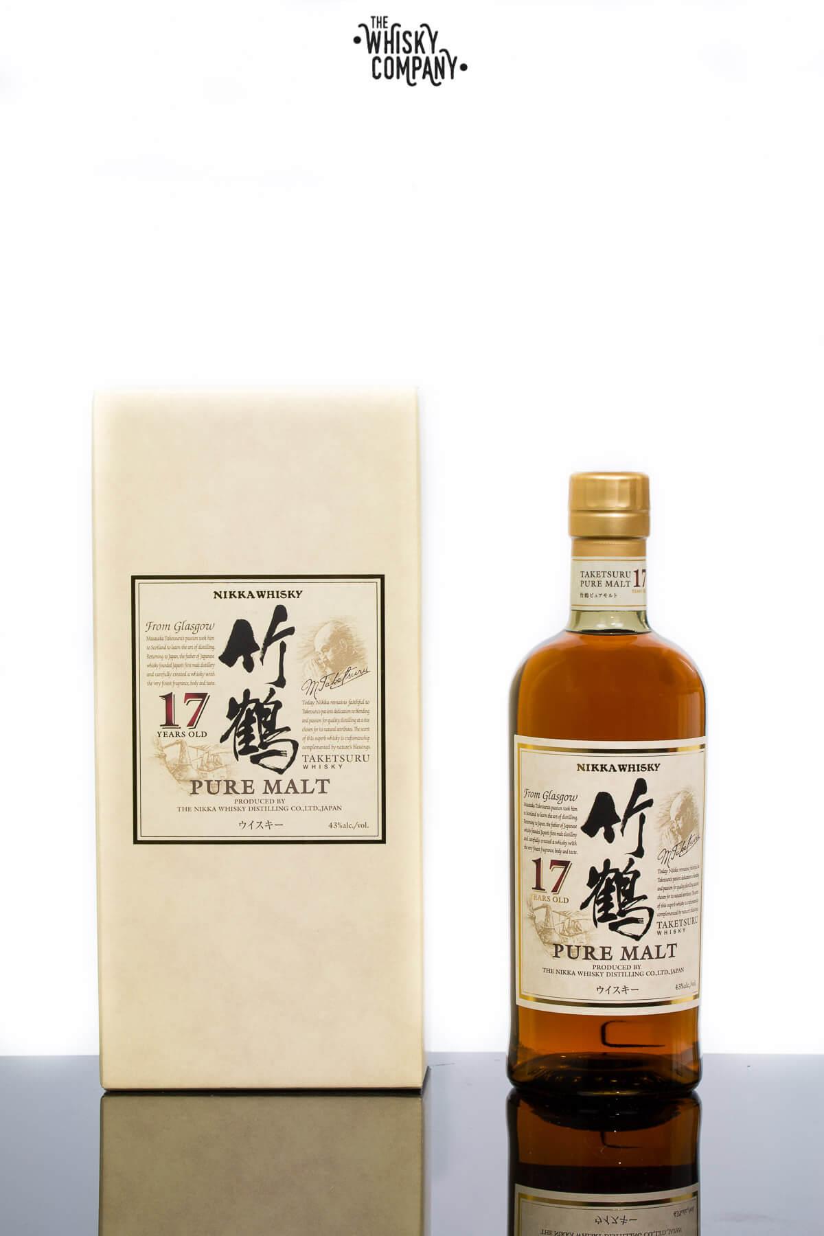 Nikka Taketsuru 17 Years Old Pure Malt Japanese Blended Whisky