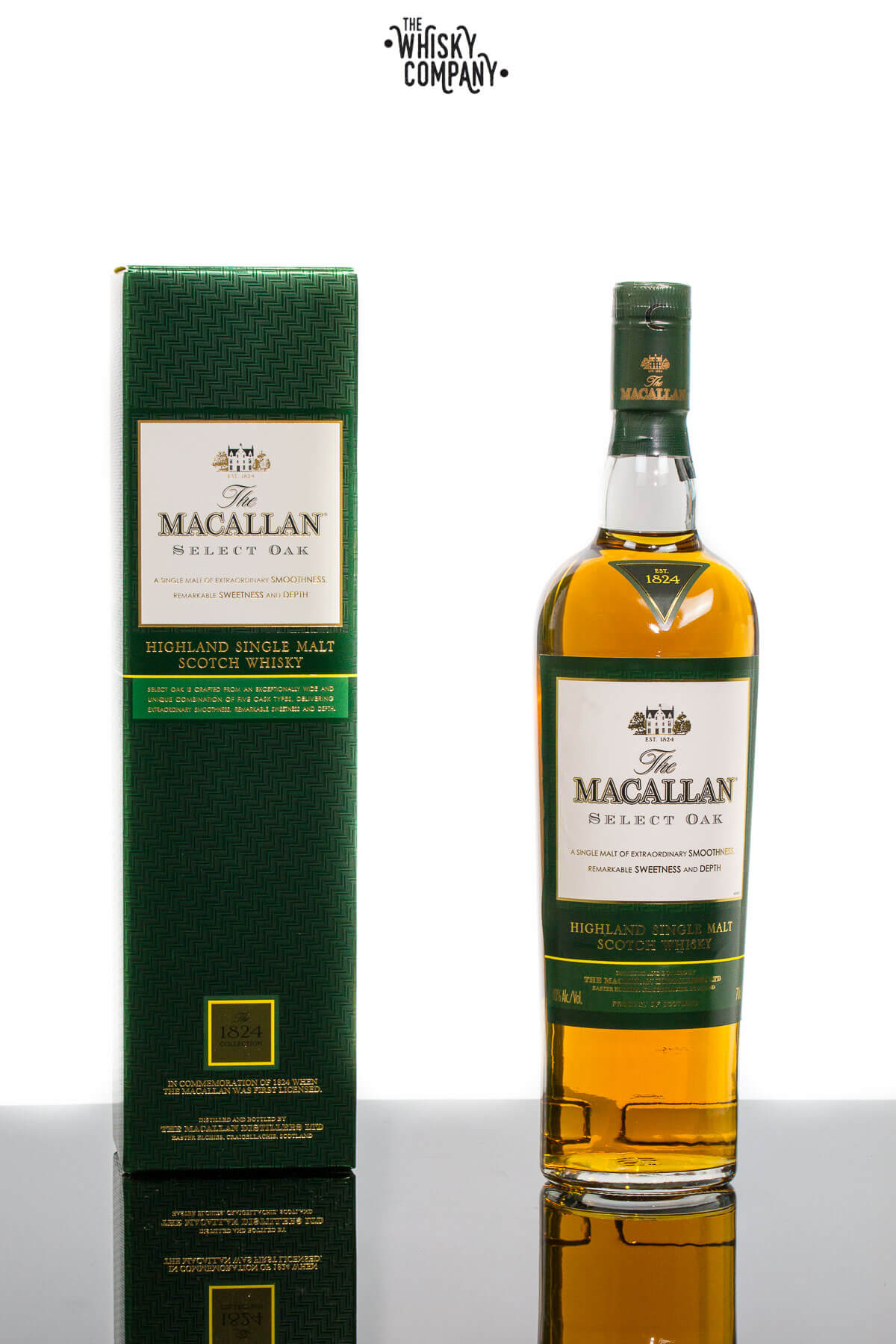 The Macallan Select Oak Highland Single Malt Scotch Whisky