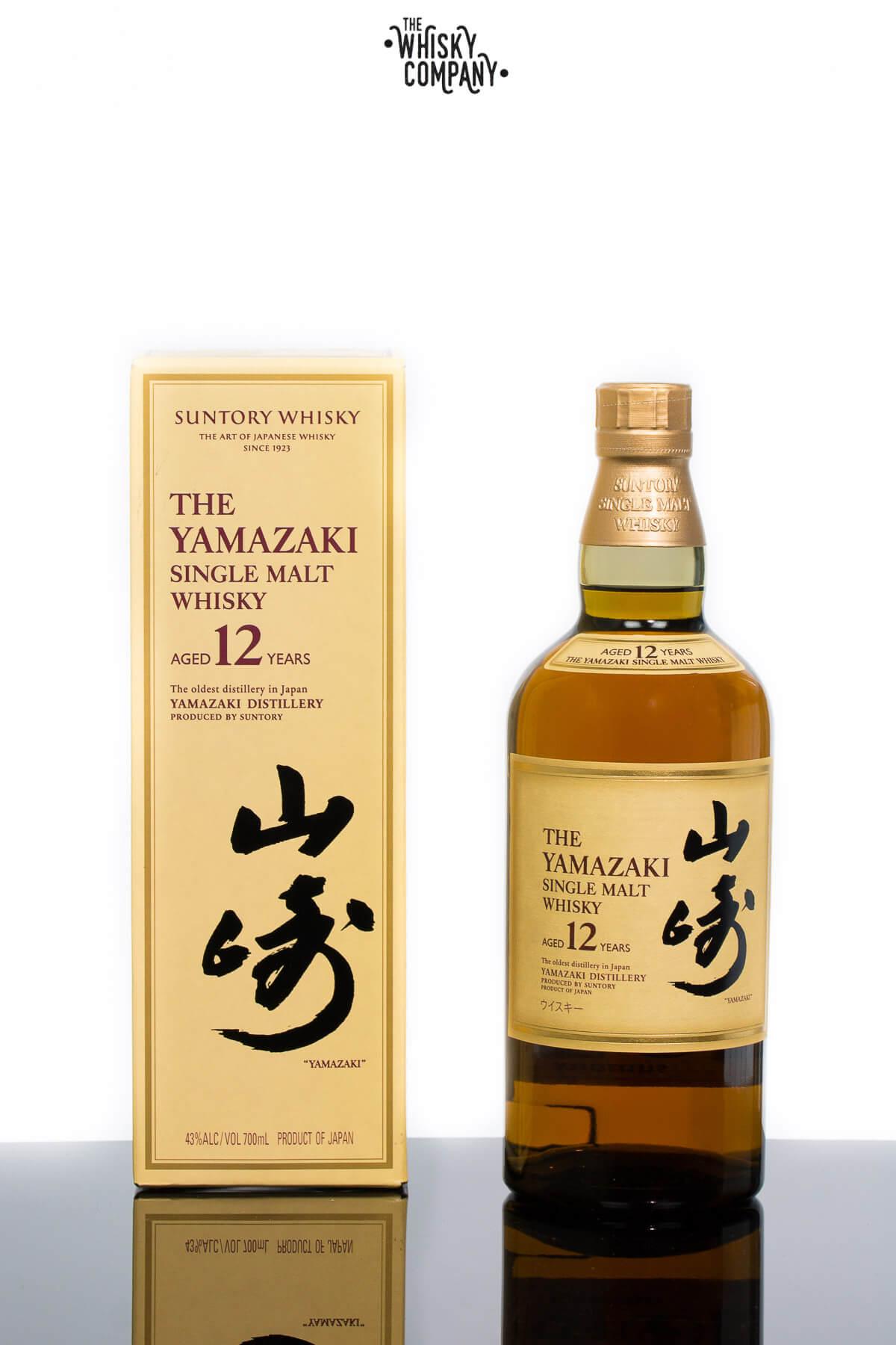 Yamazaki Aged 12 Years Japanese Single Malt Whisky