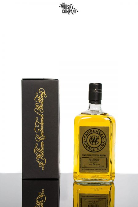 Cadenheads 1990 Pulteney 24 Years Old Single Malt Scotch Whisky