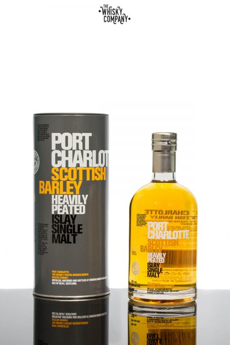 Port Charlotte Scottish Barley Heavily Peated Islay Single Malt Scotch Whisky (700ml)