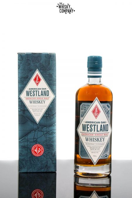Westland American Oak American Single Malt Whiskey (700ml)