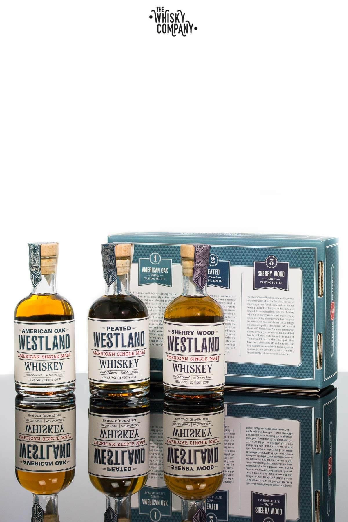 Westland American Oak American Single Malt Whiskey