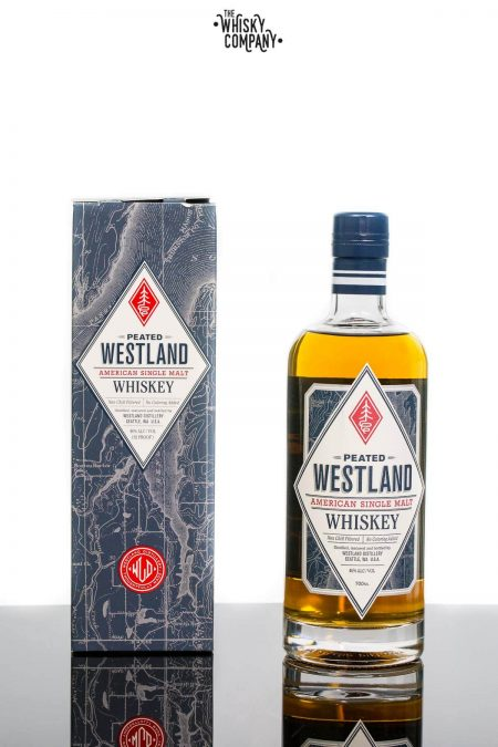 Westland Peated American Single Malt Whiskey (700ml)
