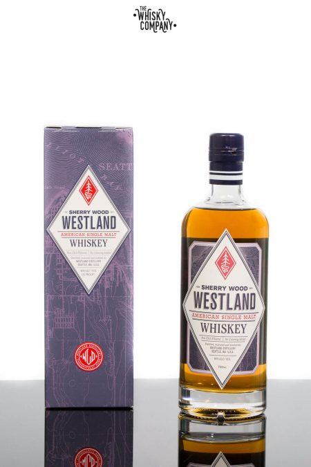 Westland Sherry Wood American Single Malt Whiskey (700ml)