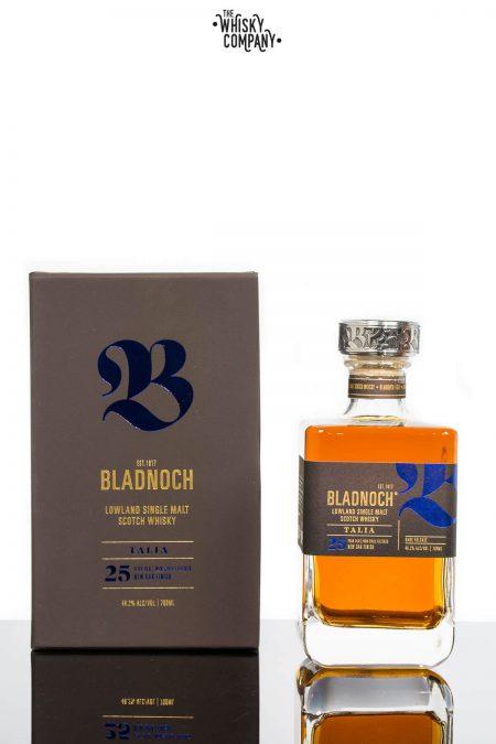 Bladnoch Talia 25 Years Old Lowland Single Malt Scotch Whisky (700ml)