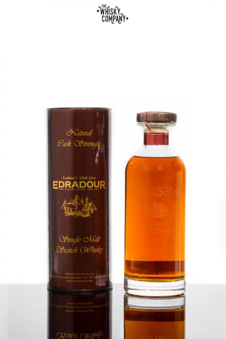 Edradour 2002 Sherry Cask Matured Highland Single Malt Scotch Whisky (700ml)