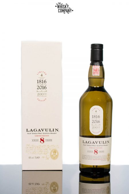 Lagavulin Aged 8 Years 200th Anniversary Islay Single Malt Scotch Whisky
