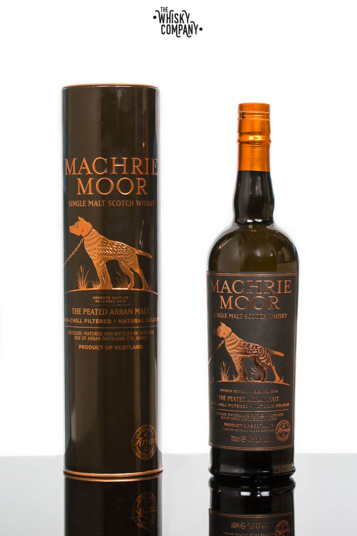 Arran Machrie Moor Island Single Malt Scotch Whisky (700ml)