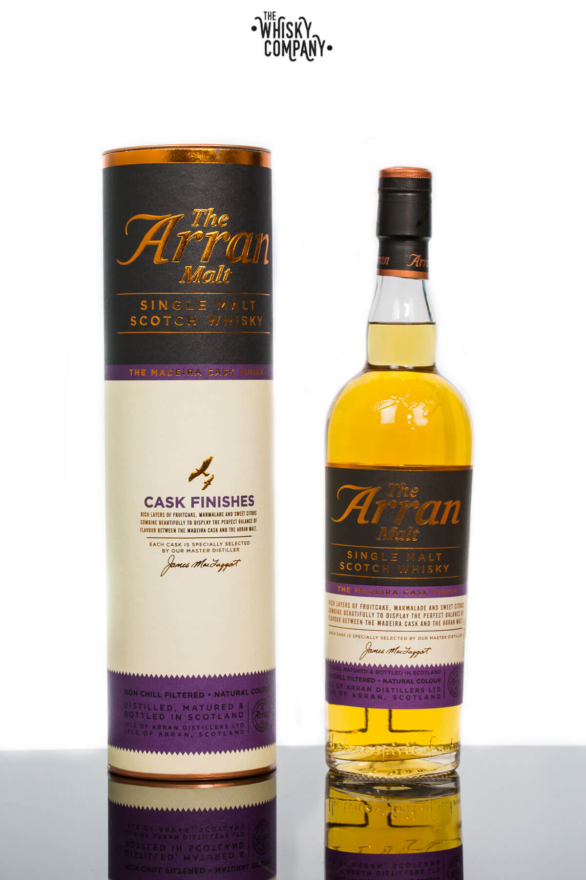 Arran Madeira Cask Finish Island Single Malt Scotch Whisky (700ml)