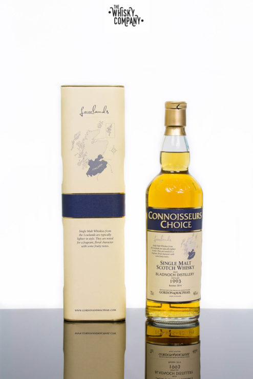 Gordon & MacPhail 1993 Bladnoch Lowland Single Malt Scotch Whisky