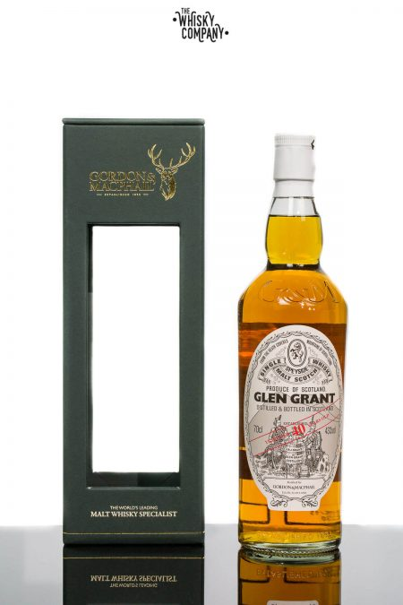 Glen Grant 40 Years Old Speyside Single Malt Scotch Whisky Gordon & MacPhail (700ml)
