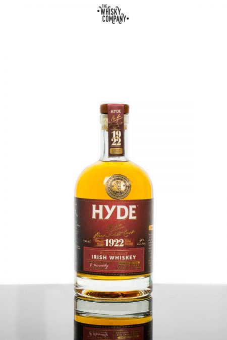 Hyde No. 4 Rum Cask Finish Single Malt Irish Whiskey (700ml)