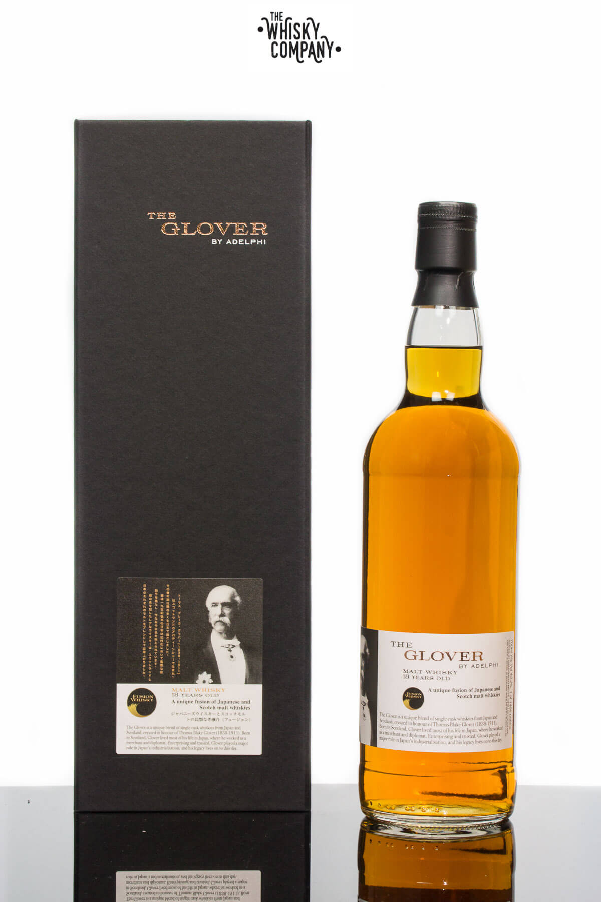 Adelphi The Glover 18 Years Old Whisky (700ml)