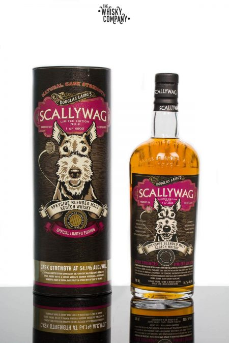 Douglas Laing's Scallywag Cask Strength Speyside Blended Malt Scotch Whisky