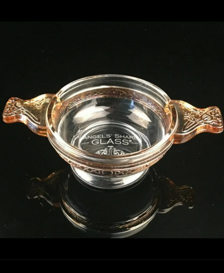 Angels Share Glass Quaich