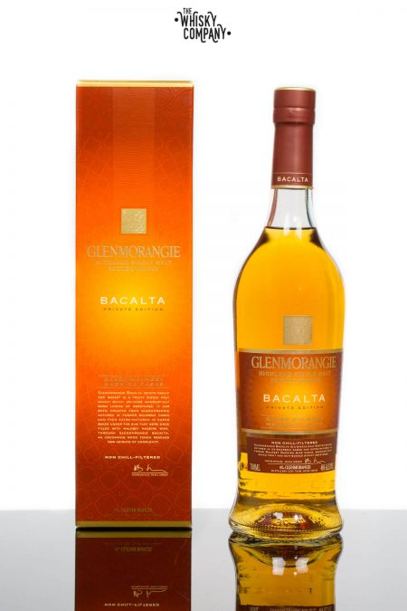 Glenmorangie Bacalta Private Edition Highland Single Malt Scotch Whisky (700ml)