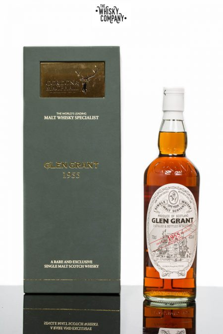 Gordon & MacPhail 1955 Glen Grant Speyside Single Malt Scotch Whisky