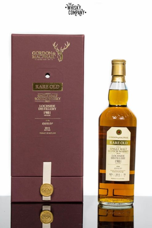 Gordon & MacPhail 1981 Lochside Highland Single Malt Scotch Whisky
