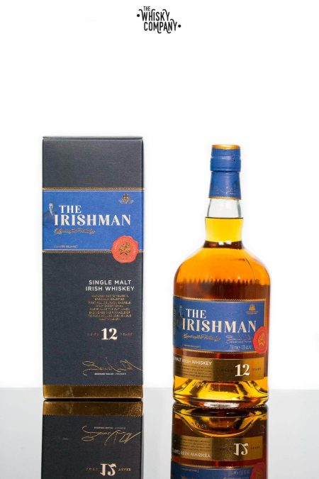 The Irishman Aged 12 Years Single Malt Irish Whiskey