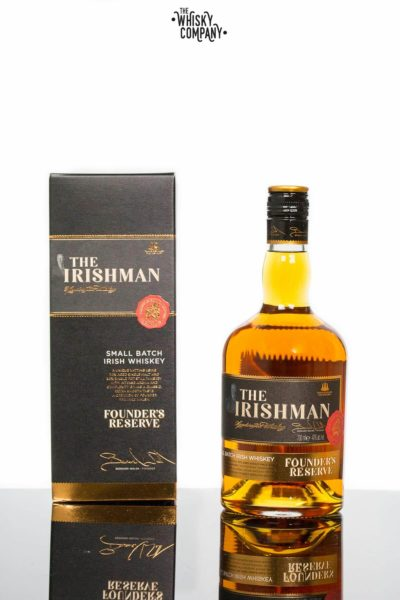 the_whisky_company_irishman_founders_reserve_blended_irish_whiskey (1 of 1)-2