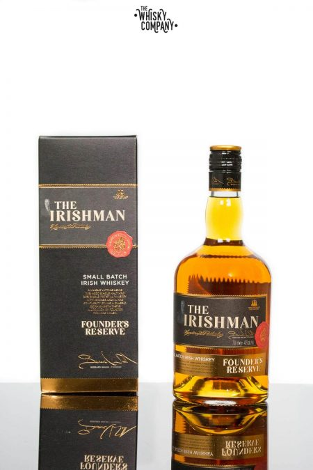 The Irishman Founders Reserve Irish Blended Whiskey