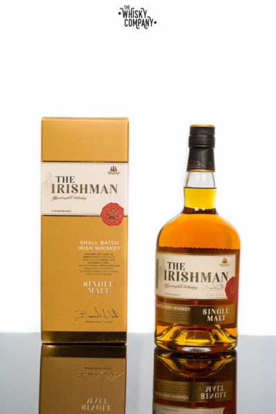 the_whisky_company_irishman_single_malt_irish_whiskey (1 of 1)-2