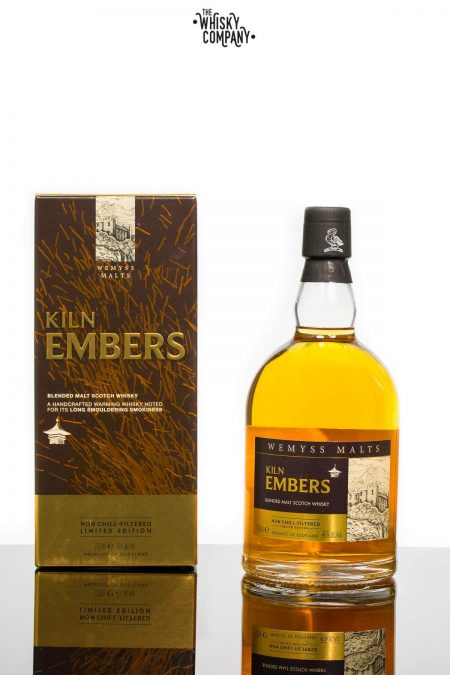 Wemyss Malts Kiln Embers Blended Malt Scotch Whisky (700ml)