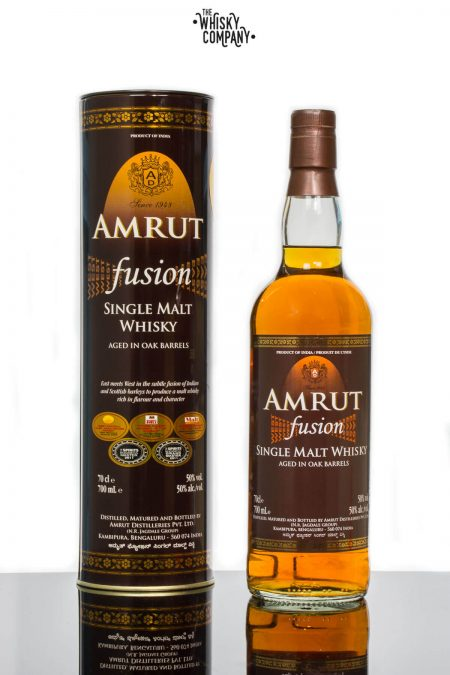 Amrut Fusion Indian Single Malt Whisky (700ml)