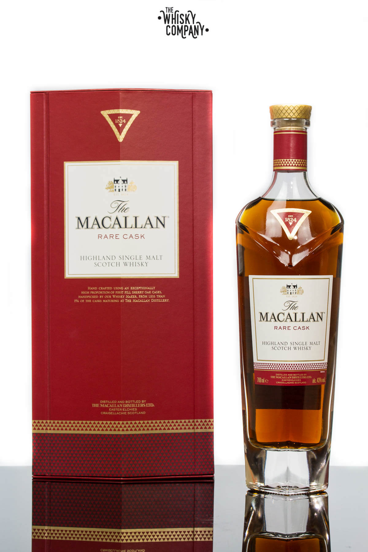The Macallan Rare Cask Single Malt Scotch Whisky (700ml)