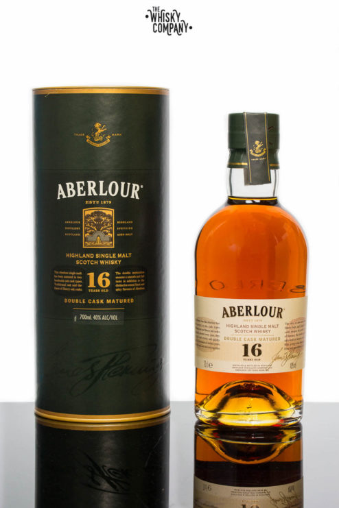 Aberlour Aged 16 Years Highland Single Malt Scotch Whisky (700ml)