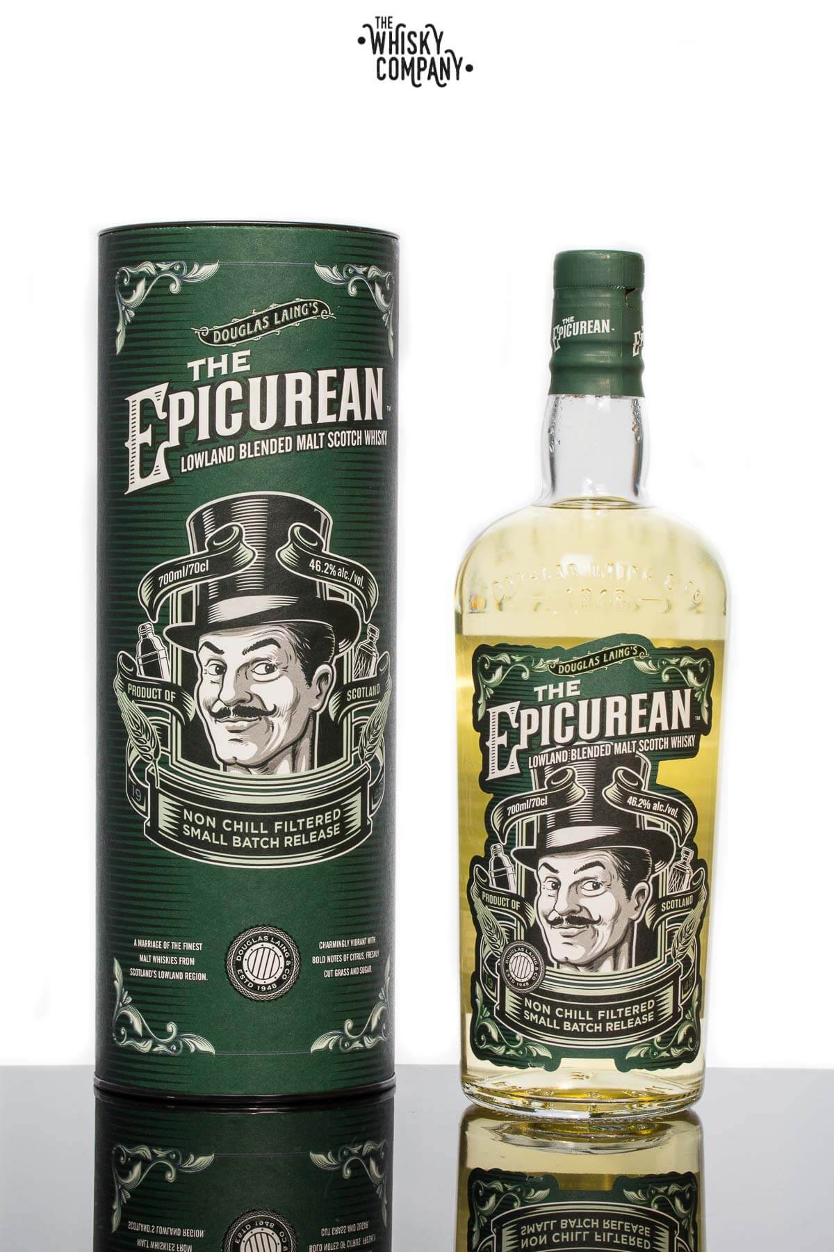 Douglas Laing's The Epicurean Lowland Blended Malt Scotch Whisky