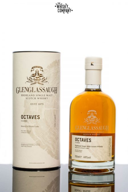 Glenglassaugh Octaves Classic Highland Single Malt Scotch Whisky (700ml)