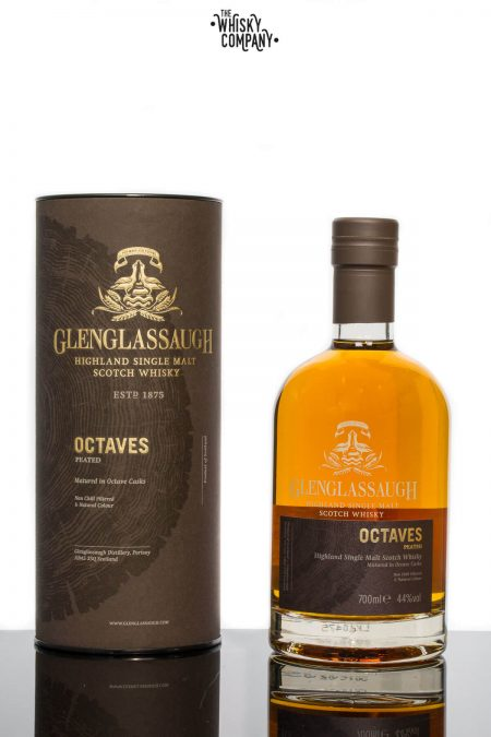Glenglassaugh Octaves Peated Highland Single Malt Scotch Whisky (700ml)