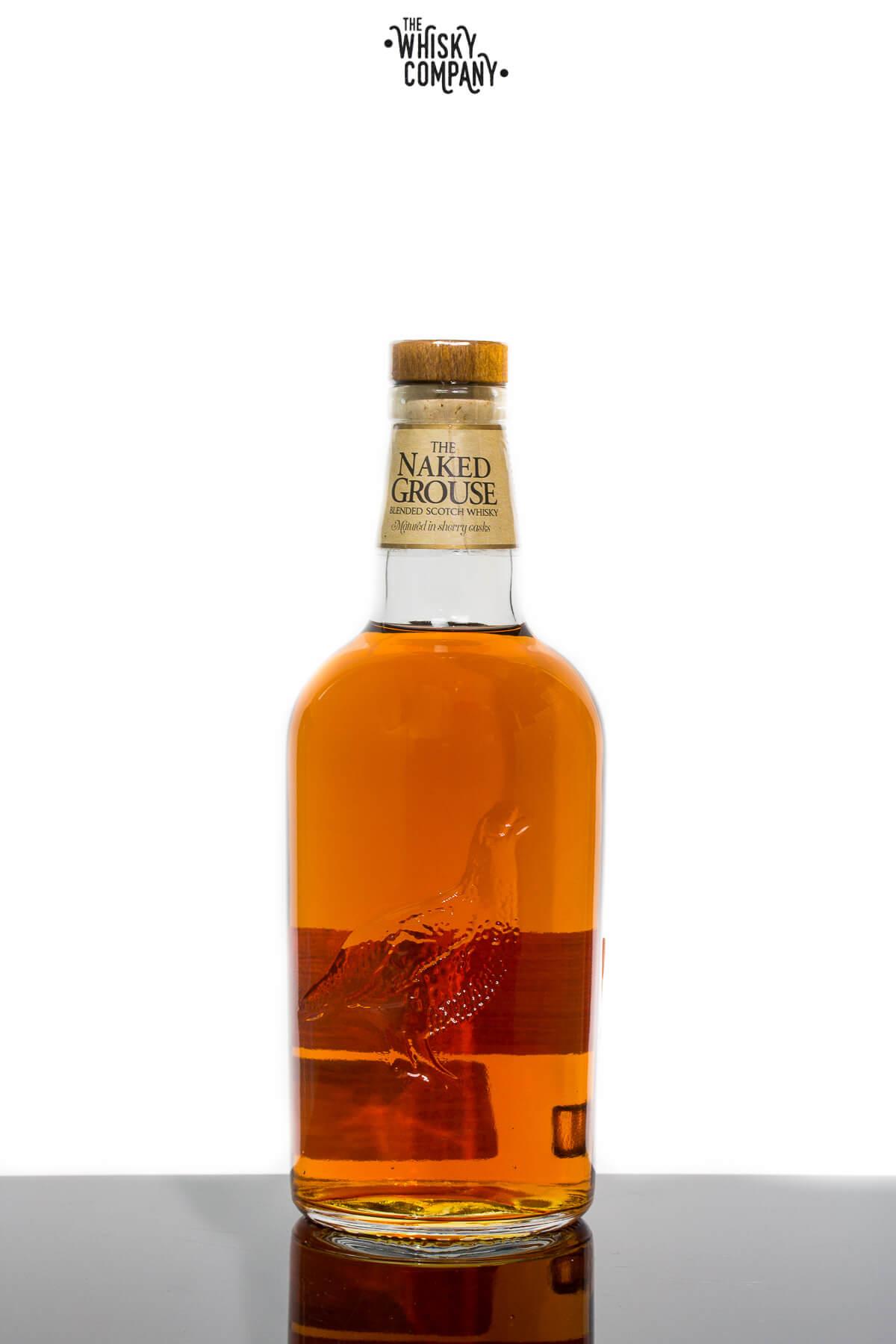 The Naked Grouse Blended Scotch Malt Whisky