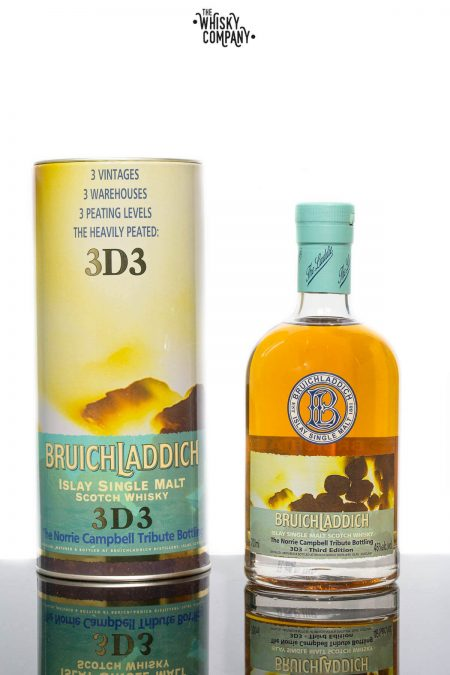 Bruichladdich 3D3 Third Edition Islay Single Malt Scotch Whisky (700ml)