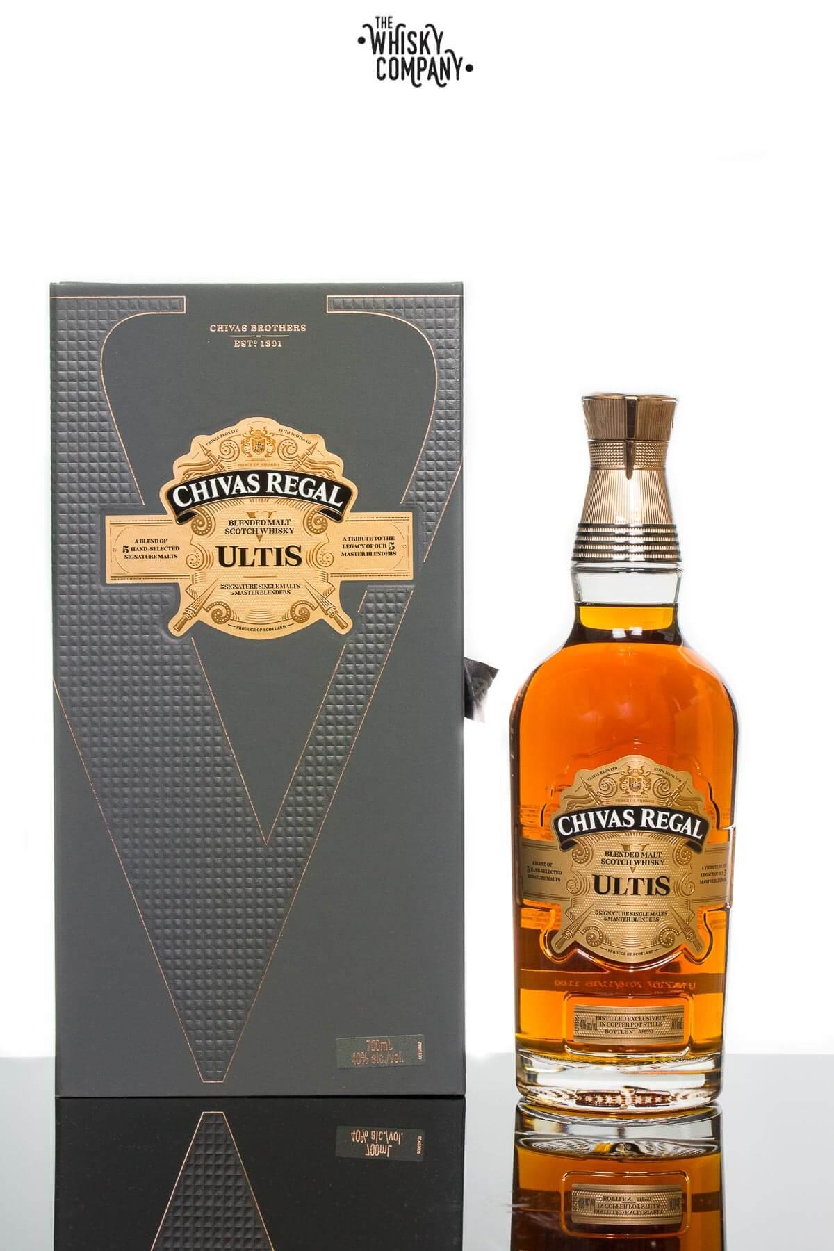 4874ddaba Chivas Regal Ultis Blended Malt Scotch Whisky