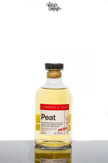 Peat (Pure Islay) Blended Malt Scotch Whisky - Elements Of Islay (500ml)