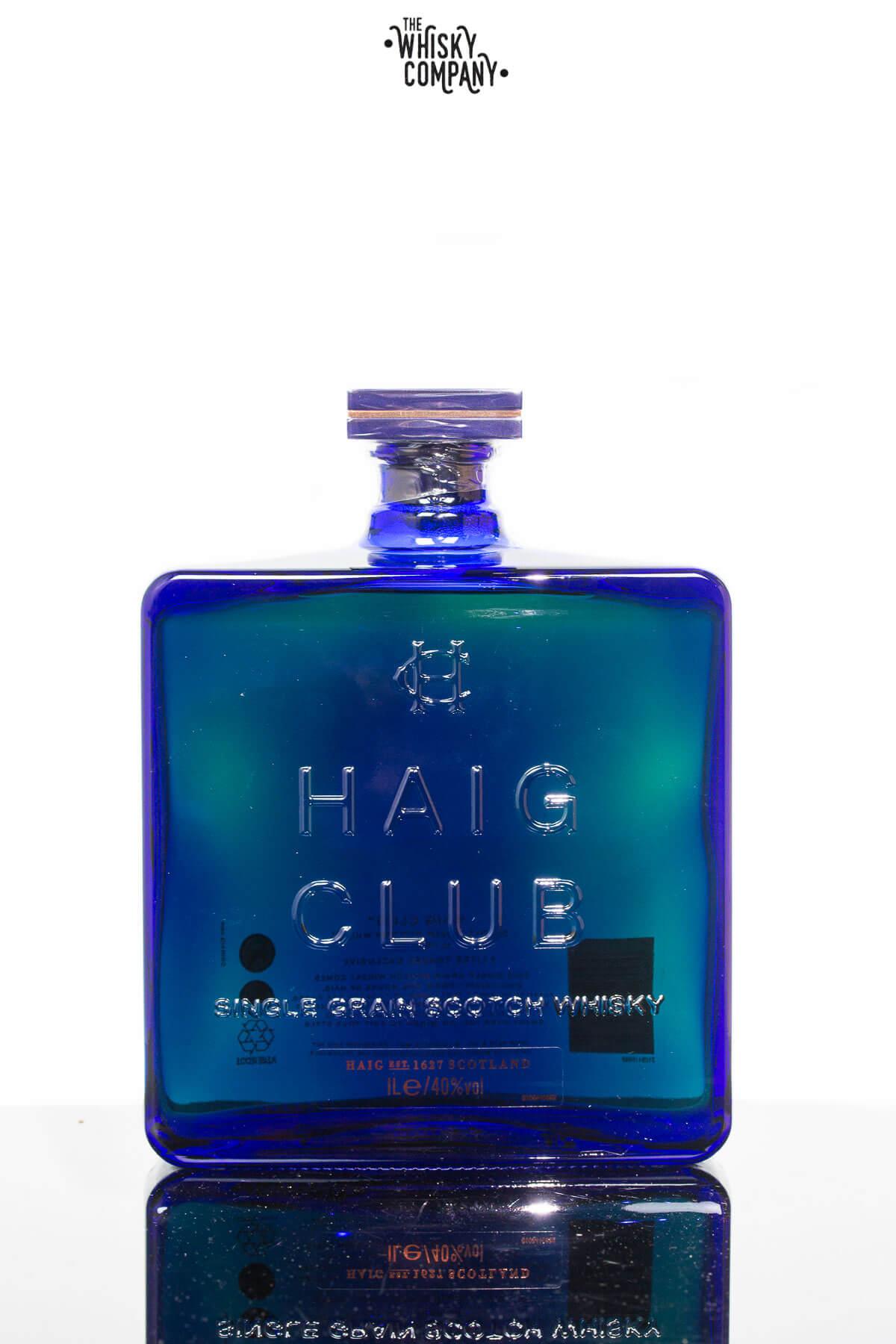 Haig Club Limited Edition Design Single Grain Scotch Whisky