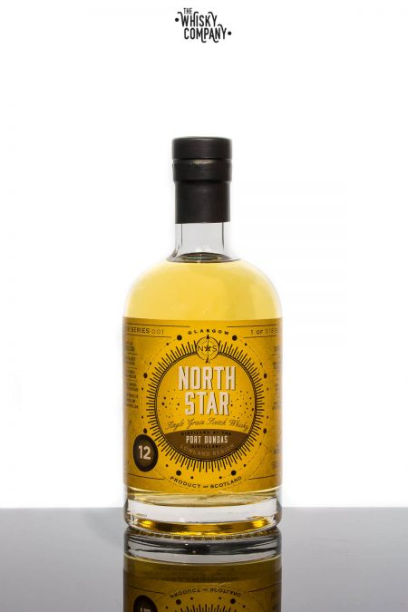 North Star 2004 Port Dundas 12 Year Old Single Grain Scotch Whisky