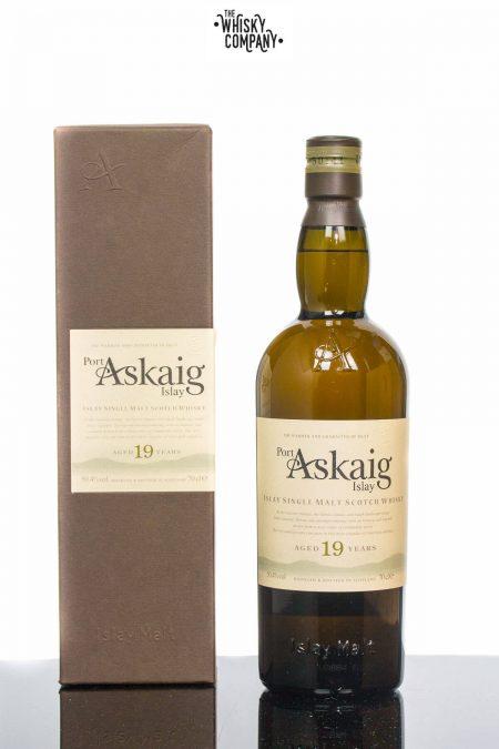 Port Askaig Aged 19 Years Islay Single Malt Scotch Whisky