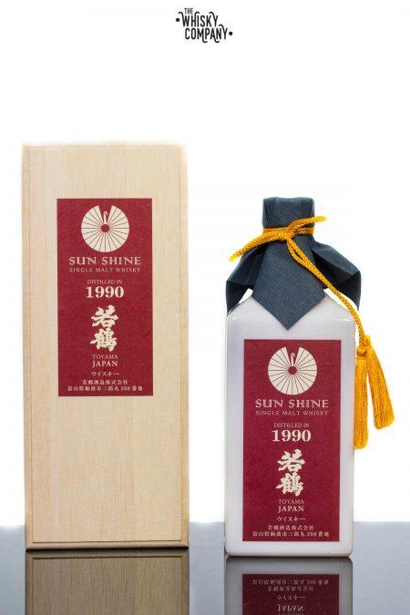 Sun Shine 25 Years Old 1990 Japanese Single Malt Whisky