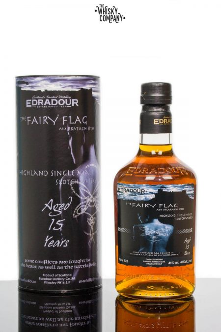 Edradour 15 Years Old Fairy Flag Highland Single Malt Scotch Whisky (700ml)