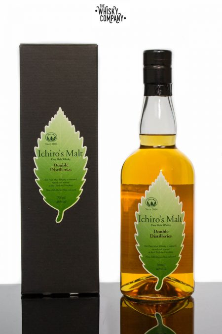 Ichiro's Malt Double Distilleries Pure Malt Japanese Whisky (700ml)
