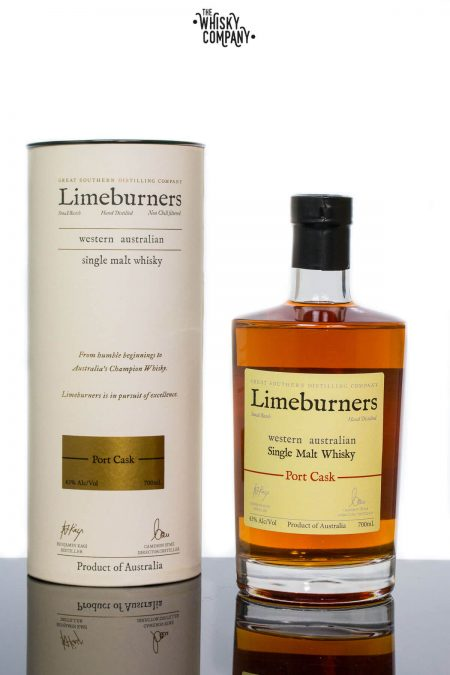 Limeburners Port Cask Australian Single Malt Whisky (700ml)