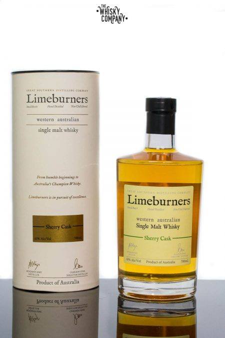 Limeburners Sherry Cask Western Australian Single Malt Whisky (700ml)