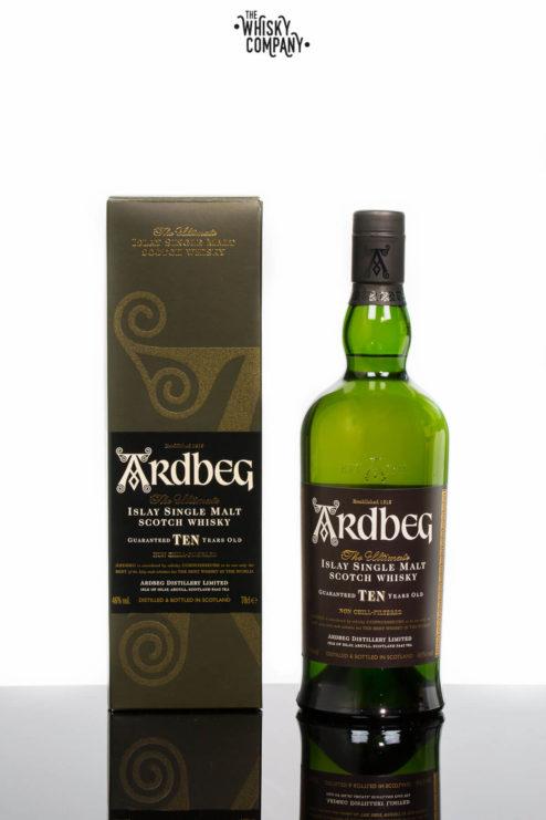 Ardbeg Ten Islay Single Malt Scotch Whisky (700ml)